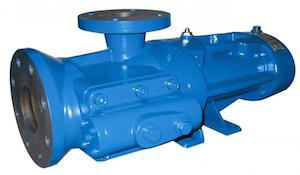 Logrus Bornemann twin screw pump SLI mini