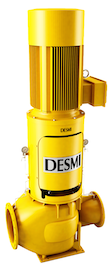 Logrus Desmi centrifugal pump DSL 1 mini