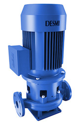 Logrus Desmi centrifugal pump ESL 1 mini