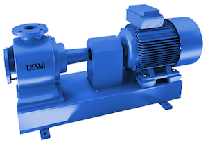 Logrus Desmi centrifugal pump Modular S 1 mini
