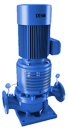 Logrus Desmi centrifugal pump NSL 1 mini