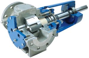 Logrus Desmi internal gear pump Rotan CD mini
