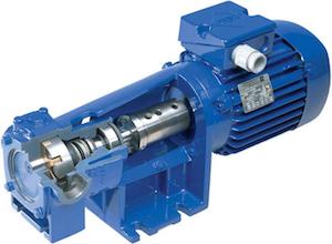 Logrus Desmi internal gear pump Rotan GP mini