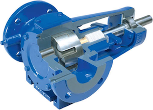 Logrus Desmi internal gear pump Rotan HD mini
