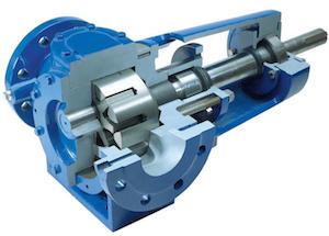 Logrus Desmi internal gear pump Rotan PD mini