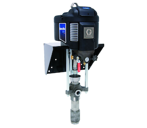 Logrus Graco piston pump DuraFlo 1 mini