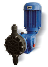 Logrus Seko diaphragm metering pump Exacta D 1 mini