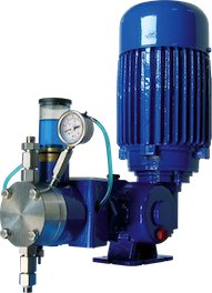 Logrus Seko diaphragm metering pump Exacta WS 1 mini