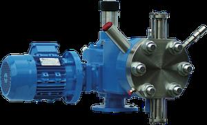 Logrus Seko diaphragm metering pump Nexa 1 mini