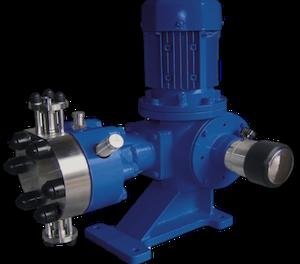 Logrus Seko diaphragm metering pump Nyva 1 mini