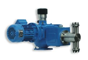 Logrus Seko plunger metering pump Nexa 1 mini