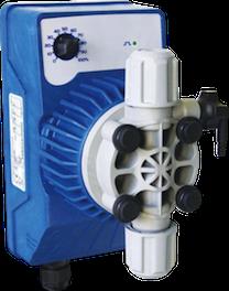 Logrus Seko solenoid metering pump Kompact 1 mini