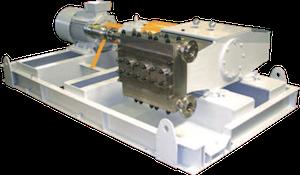 Logrus Seko triplex pump 3C120 1 mini