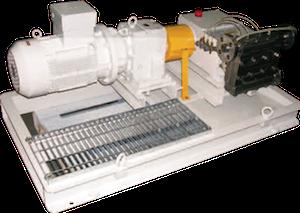 Logrus Seko triplex pump 3C55 1 mini
