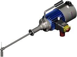 Logrus Tecnicapompe agitator Mix-E 2