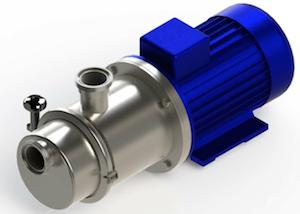 Logrus Tecnicapompe centrifugal pump TA.L 1 mini