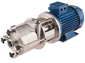 Logrus Tecnicapompe centrifugal pump TSM mini