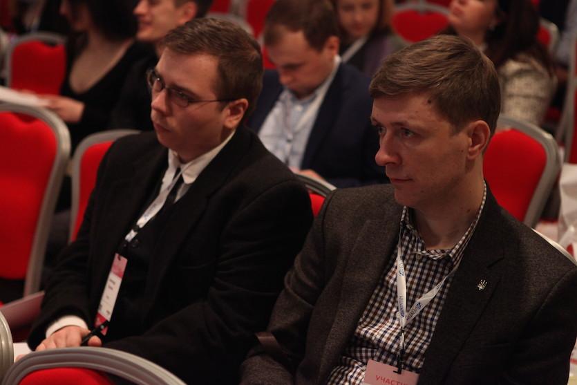 Logrus_team_at_Ukrainian_Food_Week_conference_WursTech