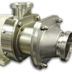Logrus twin screw pump SLH
