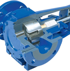 Logrus internal gear pump Rotan HD